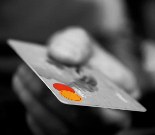 A credit card that can get you in debt.